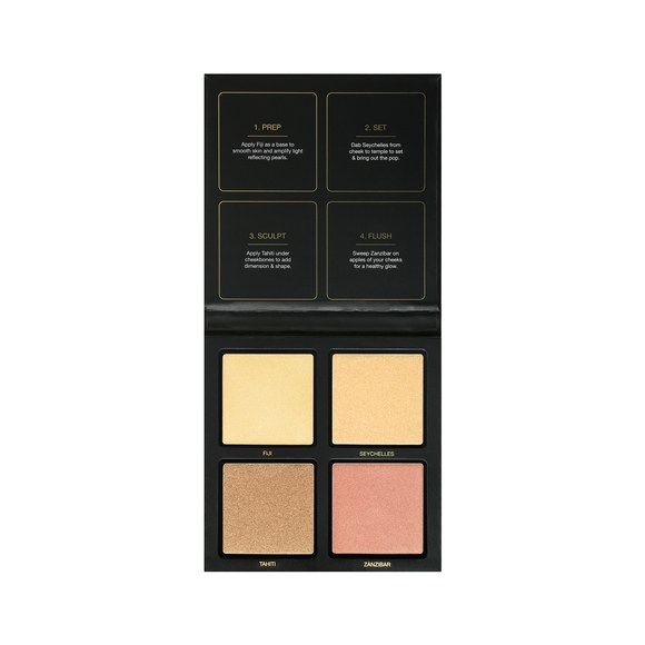 Huda-Golden-Sands-Palette