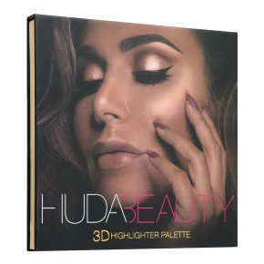 The NEW Huda Beauty Highlighter Palettes Are Coming