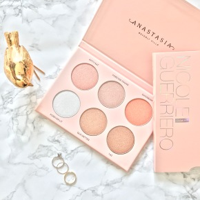 The ABH and Nicole Guerriero Glow Kit Palette Review