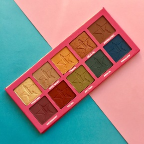 The Jeffree Star Androgyny PaletteReview