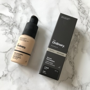 The Ordinary Serum Foundation Disaster!