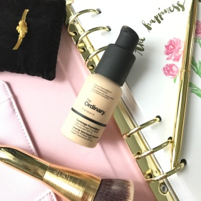 The Ordinary Full Coverege Foundation Review (Part 2)